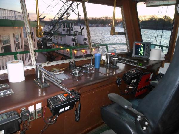 Boat cabin pic