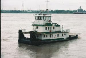 M/V Wendy Ann ❖ BUILT 1982 Mainstream Shipyard • 74' X 26' • 1400 HP • St. Louis